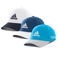 Adidas Men's Tour Adjustable Colorblocked Hat