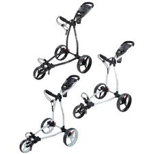 Big Max Blade Trolley Push Cart - 2014