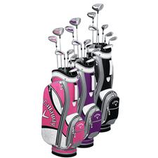 Callaway Golf Solaire Gems 8-Piece Complete Set for Women