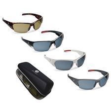 Callaway Golf Custom Logo Sport Series Carlsbad Sunglasses with Custom Case
