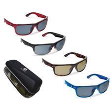 Callaway Golf Custom Logo Sport Series Q School Sunglasses with Custom Case