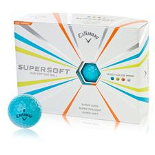 Callaway Golf Supersoft Blue Golf Balls