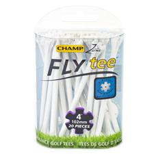 Champ Golf Zarma FLYtee - 4 Inch - 20 Ct