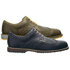 FootJoy Men's FJ Professional Wingtip Spikeless Golf Shoes