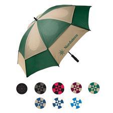 Logo Custom Logo Custom Wind Tamer Oversize Umbrella