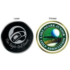 Logo Golf Custom Logo Quick X Ball Marker