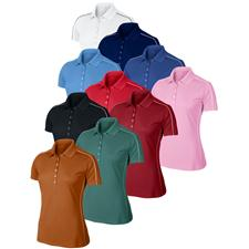 Nike Custom Logo Colorblock Polo for Women
