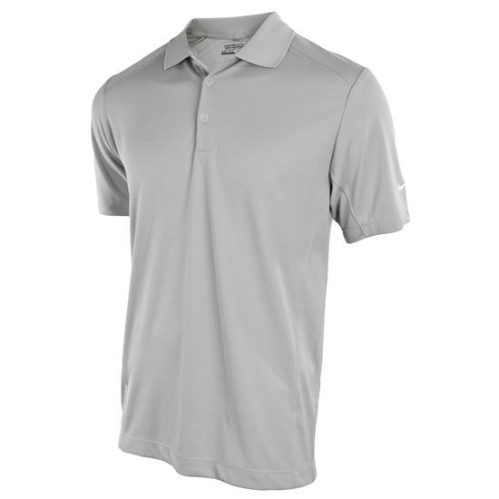 Nike Men 39 S Dri Fit Victory Polo Pewter Grey Medium