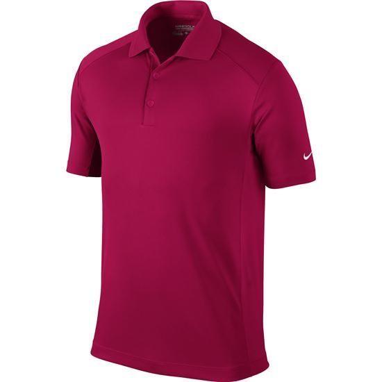 Nike men 39 s dri fit victory custom fashion polo team for Maroon dri fit polo shirt