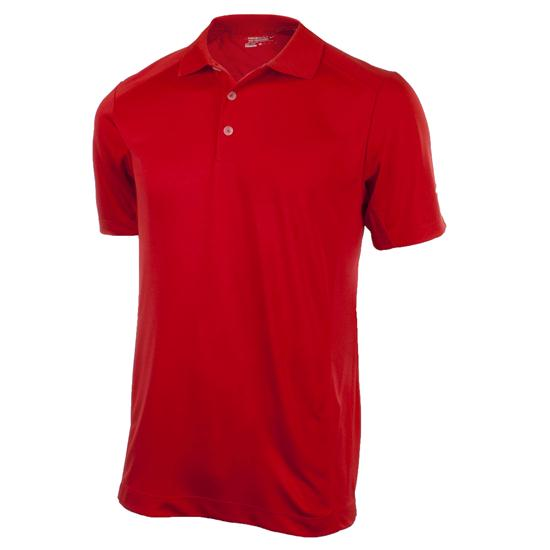 Nike men 39 s dri fit victory polo university red large for Nike dri fit victory golf shirts