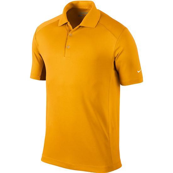 Oakley black and yellow golf shirt louisiana bucket brigade for Yellow golf polo shirts
