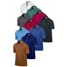 Nike Custom Logo Tech Core Colorblock Polo