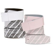 Oakley Reversible Leather Belt Strap