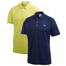 Puma Men's Raglan Tech Polo