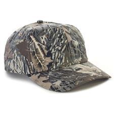 Richardson Men's Upland Camo Adjustable Cotton Twill Cap