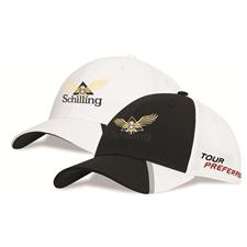Taylor Made Custom Logo Tour Split Custom Logo Front Hat