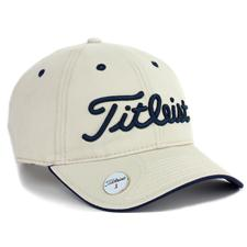 Titleist Men's Ball Marker Golf Hat - Stone