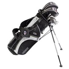U.S. Kids Tour Series 51 Inch 10-Club Stand Bag Junior Set