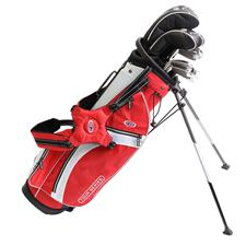 U.S. Kids Tour Series 57 Inch 10-Club Stand Bag Junior Set