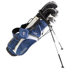 U.S. Kids Tour Series 63 Inch 10-Club Stand Bag Junior Set
