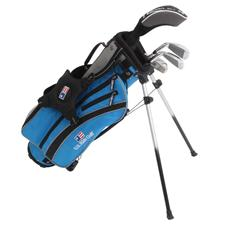 U.S. Kids Ultralight 45 Inch 4-Club Stand Bag Junior Set