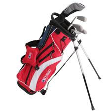 U.S. Kids Ultralight 60 In. 5-Club Patriot Stand Bag Jr. Set