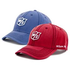 Wilson Staff Men's Washed Hat