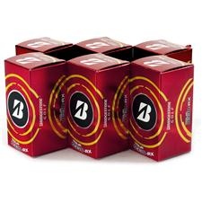 Bridgestone B330-RX Dozen Golf Balls in 2-Ball Sleeves - 2013