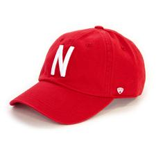 Bridgestone Nebraska Cornhuskers Collegiate Relaxed Fit Hat