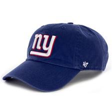 Bridgestone New York Giants NFL Relaxed Fit Hats