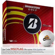 Bridgestone Custom Logo Tour B330-RX Golf Balls - 2014