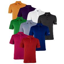 Callaway Golf Custom Logo Opti-Dri Striped Polo