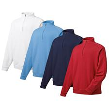 FootJoy Men's Casual Mid-Layer Pullover