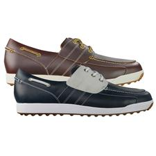 FootJoy Wide Contour Casual Spikeless Boat Golf Shoe