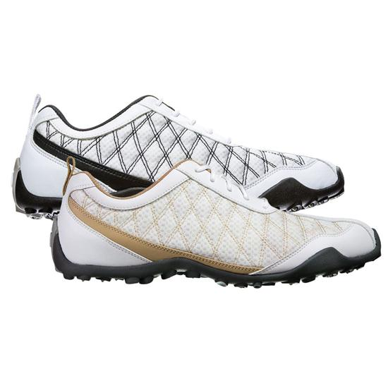 Nike Women's Lunar Embellish Golf Shoes (Wide Width