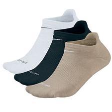 Nike Men's Dri-Fit Performance Tab II 3-Pair Socks