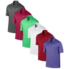 Nike Men's TW Engineered Stripe Polo