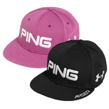 PING Men's Limited Edition Hunter Mahan Flat Bill Hat