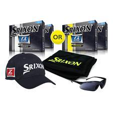 Srixon Bright White Fan Pack