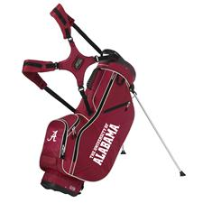 Sun Mountain Alabama Crimson Tide Collegiate Licensed Three 5 Stand Bag - 2015 Model