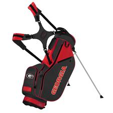 Sun Mountain Georgia Bulldogs Collegiate Licensed Three 5 Stand Bag - 2015 Model