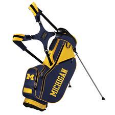 Sun Mountain Michigan Wolverines Collegiate Licensed Three 5 Stand Bag