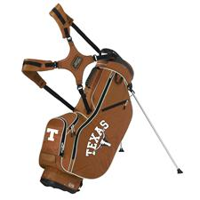 Sun Mountain Texas Longhorns Collegiate Licensed Three 5 Stand Bag - 2015 Model
