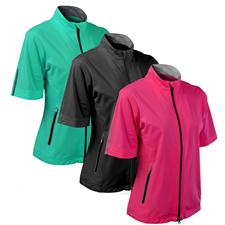 Sun Mountain RainFlex Short-Sleeve Jacket for Women