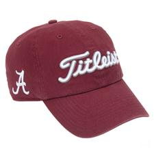 Titleist Alabama Crimson Tide Collegiate Golf Hats