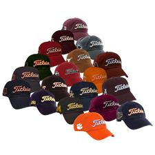 Titleist Men's Collegiate Golf Hats