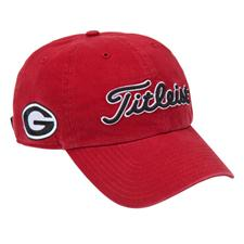 Titleist Georgia Bulldogs Collegiate Golf Hats