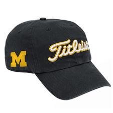 Titleist Michigan Wolverines Collegiate Golf Hats