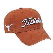 Titleist Texas Longhorns Collegiate Golf Hats