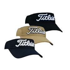 Titleist Men's Low Profile Cubic Mesh Visor